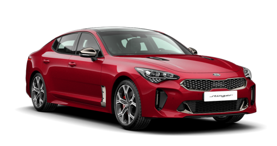 Click to view details of - Kia Stinger GT