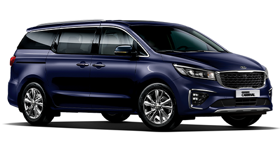 Click to view details of - Grand CARNIVAL MPV  Medium Option